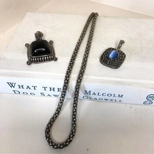 Premier Designs Retired Pendant Necklace Bundle